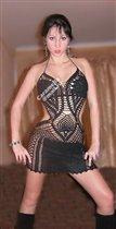 Ананасное платье