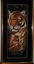 ЗР тигрица с тигренком