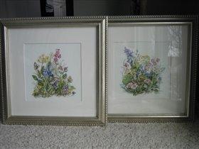 Дикие цветы от Ланарте