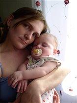 Любимая дочка и любимая мама