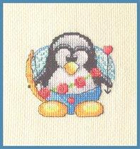 Пингвин Туксик-купидон