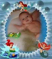 Очень люблю купаться