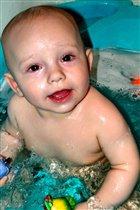 купание в нежной пенке'JOHNSON'S® Baby'