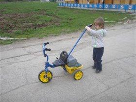 Вот такой велосипед