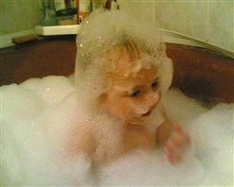 Да здравствует ванна пенная , обалденная!!!