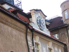 Прага. Еврейский квартал.