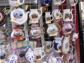 Карлововарские сувениры