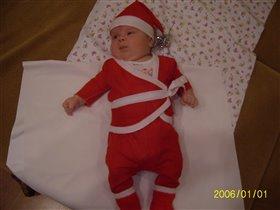 2-х месячный Дед мороз Тимофей