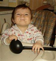 Где моя большая ложка?! :-)