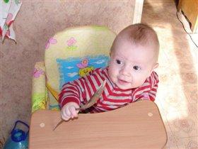 Где моя большая тарелка?