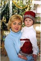Малышка Красная Шапочка