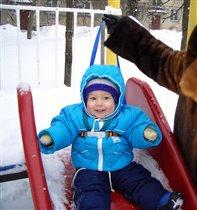 Как люблю я белый снег! Столько радости для всех =)