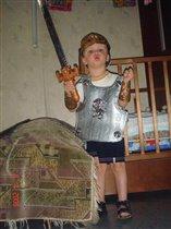 Грозный рыцарь :)