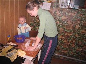 Маленький помощник на кухне!!!