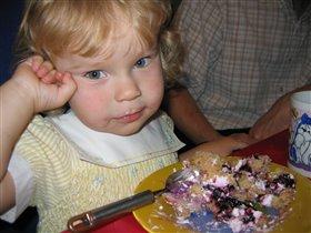 Люблю я тортик кушать!:)
