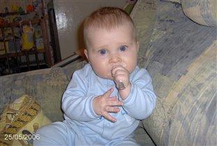 Лебедев Миша, 6 месяцев, г.Кострома