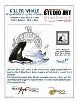 Killer Whale от Sue Coleman