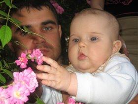 нарву цветов....