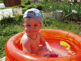 Как хорошо купаться!!!