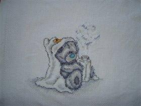 Мишка Тедди - Baby powder