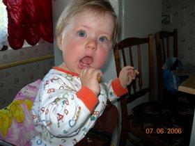 Я обожаю сухарики грызть