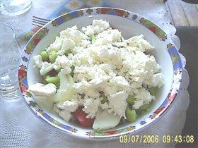 Крестиянский салат