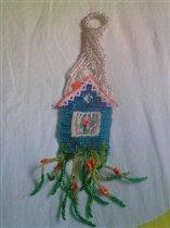 Бисерный домик3