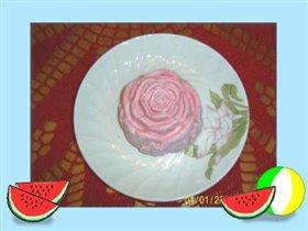 Мороженое в формачках 'роза'