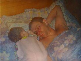 Сладкий сон в дачную ночь
