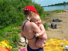 Солнце, воздух и вода......И мама - ты самая лучшая в мире у меня