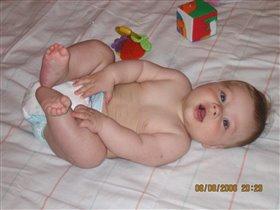 Эй! Мамочка! Поиграй со мной! Я мальчик твой - совсем сухой!