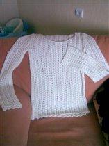 Пуловер из Ребекки