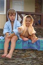 Сохнущие купальщики