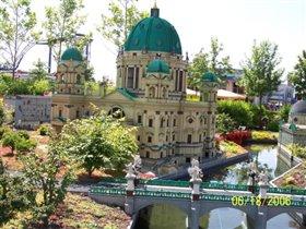 Берлин в миниатюре из лего