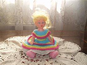 Кукла  Нюся