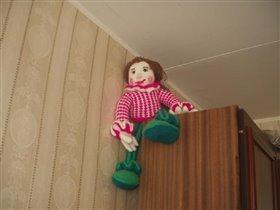 Моя первая большая кукла