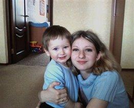Очень я люблю мамучку свою!!!