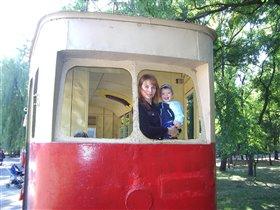 трамвай детства