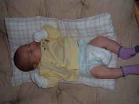 Когда Нам сухо и комфортно, то спим Мы сладко-сладко