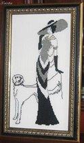 Дама с собачкой-2