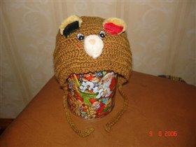 шапочка 'Мишутка'