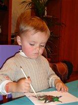 Малыши -карандаши