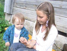 Юные натуралисты (лето-2006)