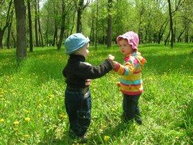 Диана и Федя