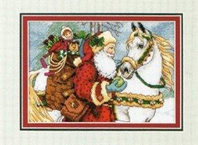 8749 Santa's Woodland Friend