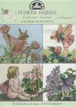 DMC Flower Fairies Collector Book