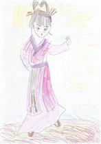 Конкурс детского рисунка с ВООБРАЖАЛКИНЫМ