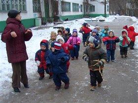 Наш веселый детский сад