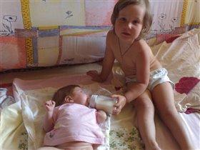 Тетя и племяшка