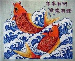 Китайские рыбы от PINN